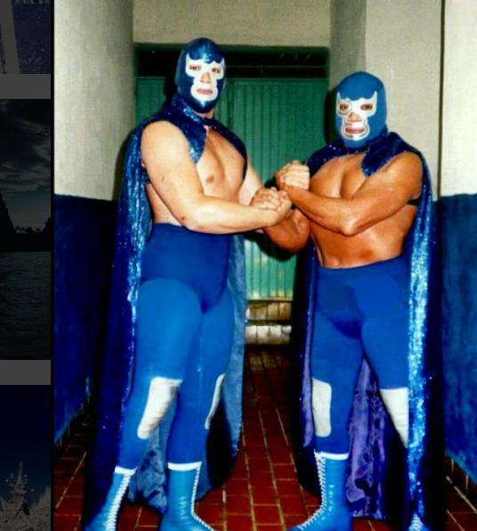'Blue Demon', la leyenda de la lucha libre llega a Univision y Unimás 54...
