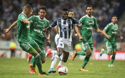 Monterrey terminó su entrenamiento sin hablar con la prensa 20170916-309...