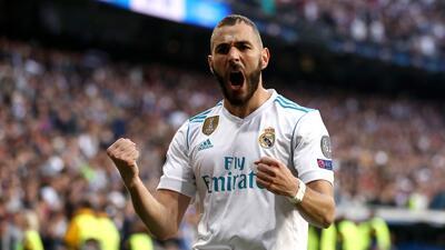 En fotos: Real Madrid es finalista con doblete de Benzema en empate 2-2 con Bayern Munich