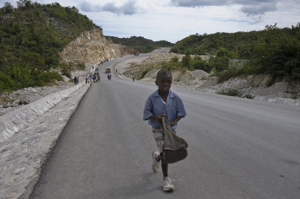 Niños Haití