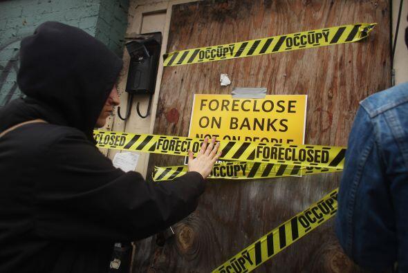 Las cifras representarían 11 millones de casas bajo ejecución hipotecaria.