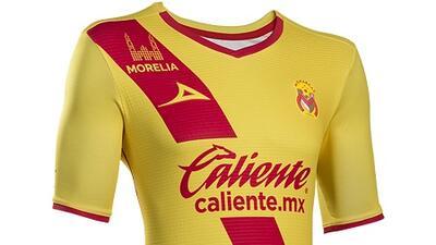 Camiseta Oficial de Monarcas Morelia de la Liga MX