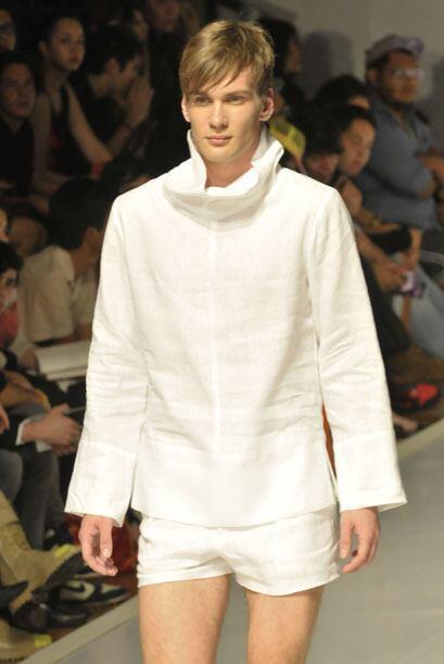 La moda masculina estuvo en su máximo esplendor de la mano de Macario Ji...