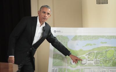 Centro Presidencial Barack Obama
