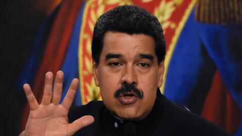 El presidente de Venezuela, Nicolás Maduro, no hablará ant...