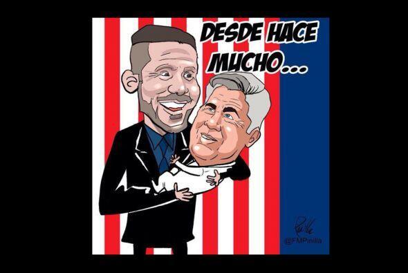 Mira los mejores memes del 'derby' madrileño entre Atlético y Real Madri...