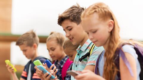 No se debe esperar que los niños autorregulen la cantidad de tiempo que...