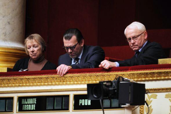 Se creó una comisión binacional México- Francia para analizar el caso de...