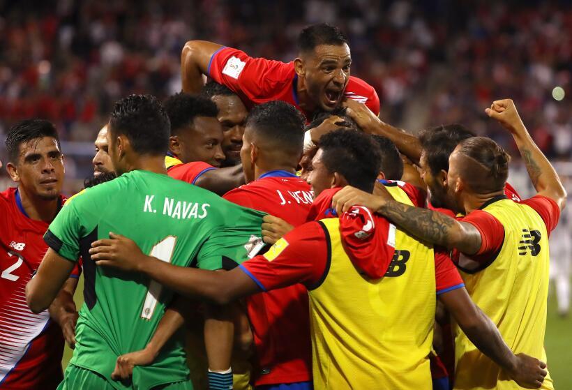 La H sigue soñando con el Mundial, tras su triunfo en Trinidad y Tobago...