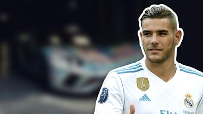 No creerás el color del Lamborghini de este jugador del Real Madrid