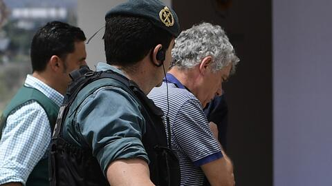 Detienen a Ángel María Villar por corrucpción