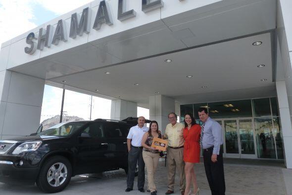 La promoción es cortesia de Buick GMC y sus concesionarios en el Paso, C...