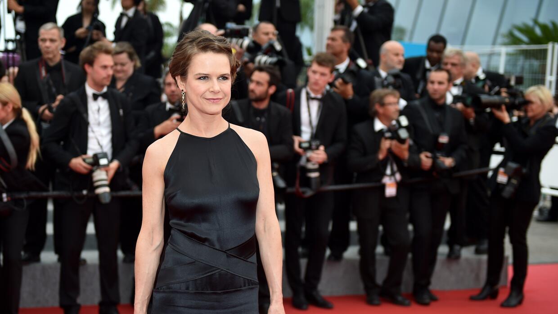 Nailea Norvid en el Festival de Cine de Cannes