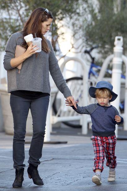 Jennifer Garner siempre ha sido muy celosa de la privacidad de sus retoños.