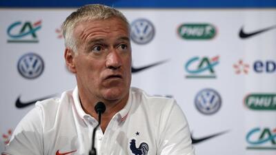 El estratega de 'Les Bleus' señaló que el cambio generacional de la Roja...