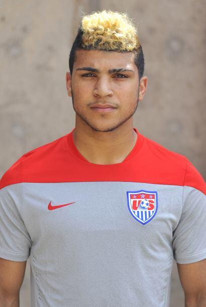 2.- DeAndre Yedlin.- Ingresó al campo al minuto 62 por Fabian Johnson co...