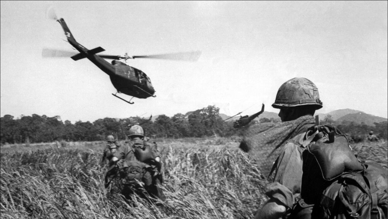 La guerra de Vietnam fue uno de los conflictos en los que EEUU no pudo i...