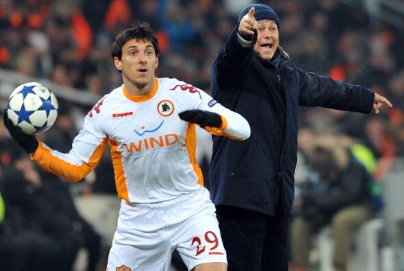 Poco pudo hacer la Roma para mostrar un poco de orgullo deportivo.