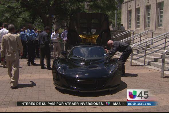 Con un Venom GT se rompió el récord Guinness de la velocidad en Houston,...