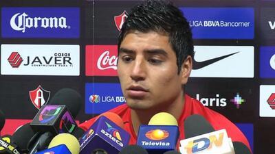 Enrique Pérez quiere estar en la lista mundialista
