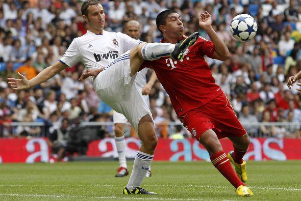 El marcador final fue de 8-3 en favor del Real Madrid, pero el resultado...