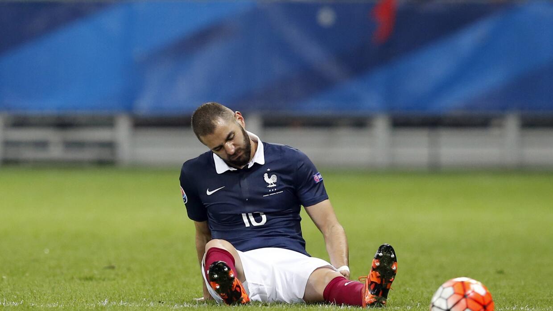 Siete de cada diez franceses no quieres al delantero con la selección