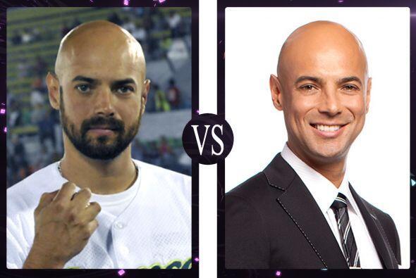 Cómo te gusta más, ¿Con o sin barba?