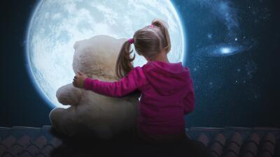 Marzo termina con una luna multicolor. ¿Qué trae para ti?