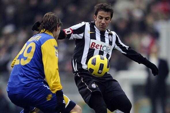 Horas antes, la Juventus recibió al Parma y todos veían co...