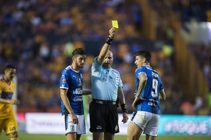 Unos Tigres sin garras suman su segundo partido sin ganar Arbitro Franci...
