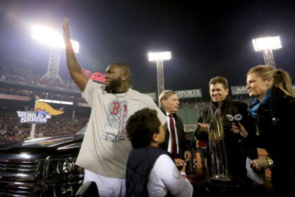 Los Medias Rojas de Boston deben agradecer a los Dodgers de Los Angeles...