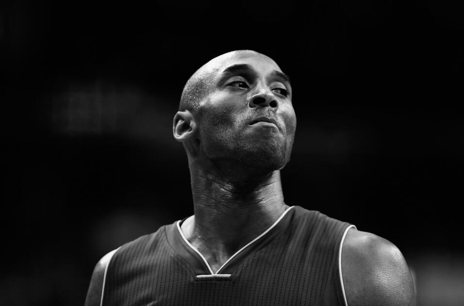 Kobe es hijo del exjugador de la NBA Joe Bryant.