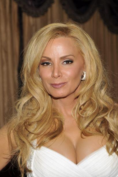 La actriz y modelo Cindy Margolis desde joven tuvo problemas de infertil...