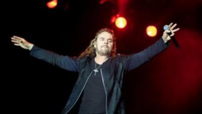 El cantante ha expresado en varias ocasiones su opinión política.