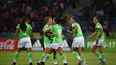La fiesta de las mexicanas en el Mundial Femenino Sub 17
