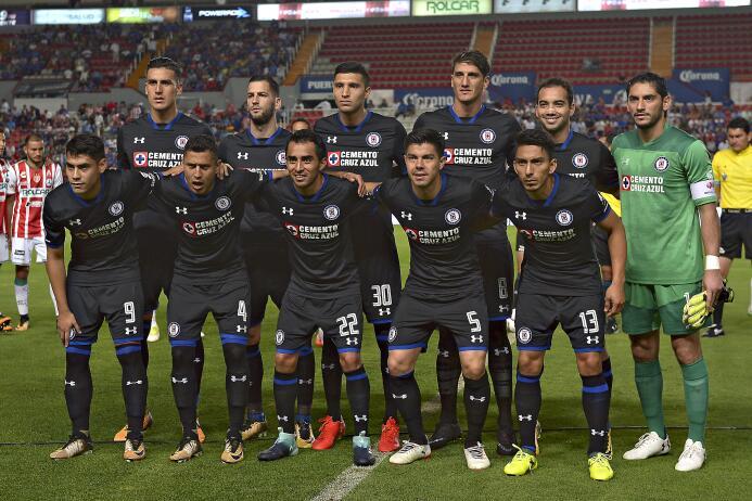 Cruz Azul festeja haber mantenido su invicto contra Necaxa 20170823_7653...