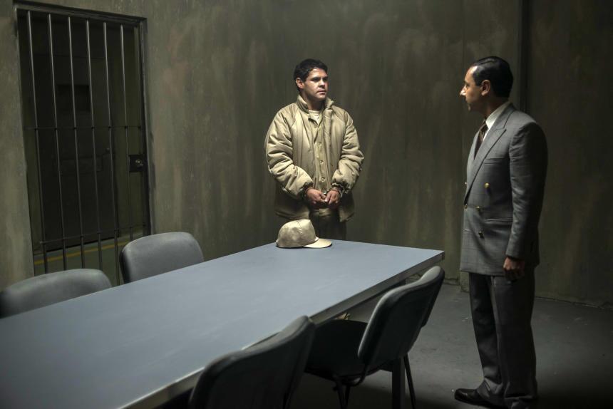 enemigos El Chapo temporada uno