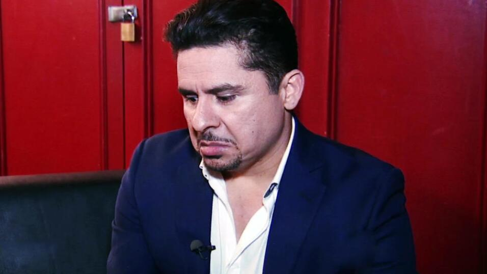 Larry Hernández dio detalles de su encuentro con un narco que lo amenazó...