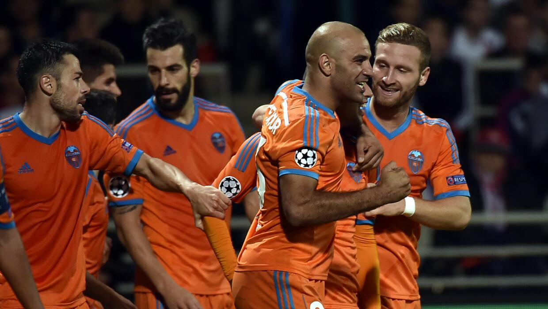 Lyon vs. Valencia