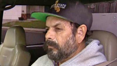 Jose Hernández, ciudadano estadounidense radicado en Vacaville, Californ...