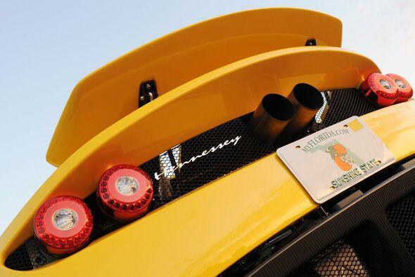 HennesseyBasado en un Lotus Exige severamente modificado, el VenomGT com...
