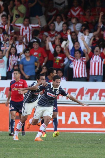 Chivas visitó al Veracruz en el Luis 'Pirata' Fuente y sorprendió a todo...