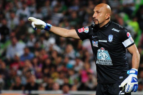 Oscar Pérez (4): 'El Conejo' comenzó mal la semifinal de v...