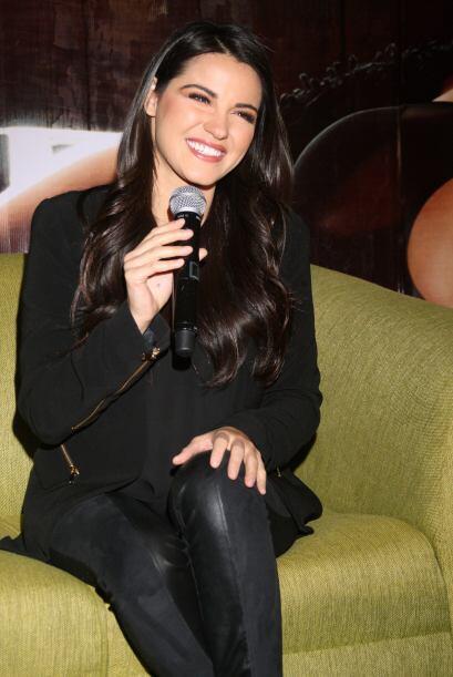 Maite confesó que tendrá muchos artistas invitados en su show.