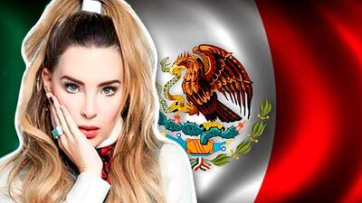 Tribunal señala a Belinda de violar una ley por ser extranjera y pide al gobierno mexicano sanciones