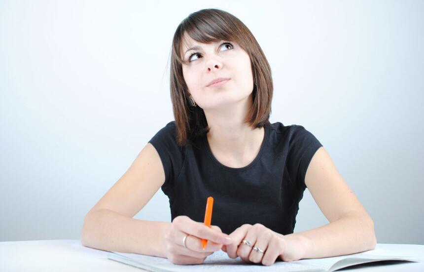 anotando - escribiendo - pensando