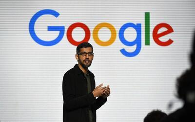 Sundar Pichai, CEO de Google, presentó su visión de aparatos conectados...