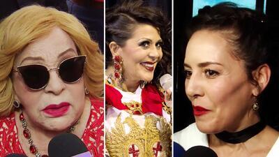 Silvia Pinal no sabe nada de una supuesta operación de Alejandra Guzmán (aunque Stephanie lo confirmó)