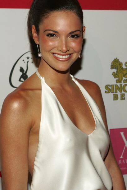 Por su parte, Denise Quiñones es una modelo puertorriqueña...