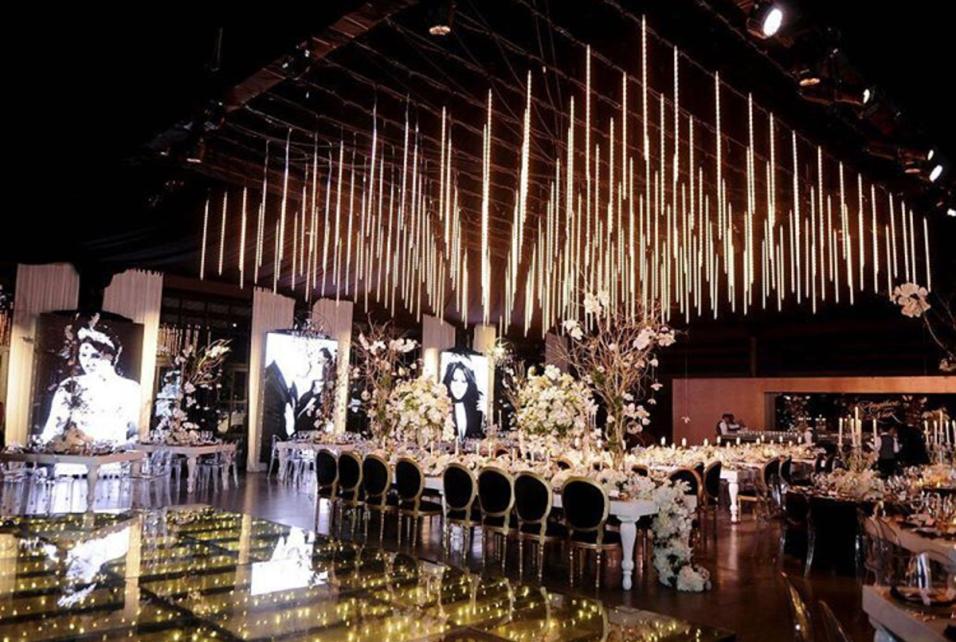 Nicky Jam y la modelo colombiana Angélica Cruz se casaron en Medellín el...